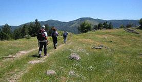 trekking Calabria